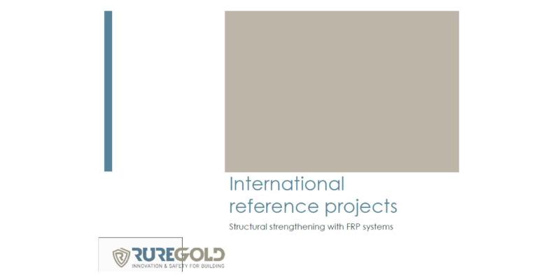 FRP Ruregold referencias internacionales